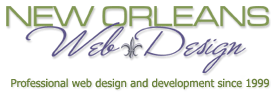 New Orleans Web Design Logo